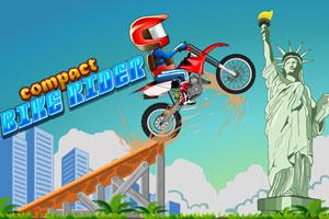 《摩托车狂飙》游戏画面1