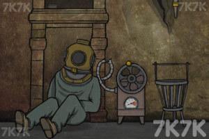 《逃离方块:洞穴》游戏画面1