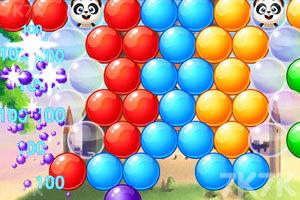 《新泡泡大作战》游戏画面3