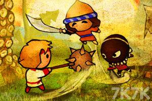 《文明战争5》游戏画面1