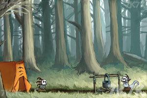 《变身大冒险》游戏画面2