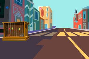 《救鹦鹉逃离城市》游戏画面1