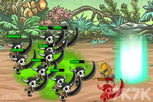 《怪物攻城掠地》游戏画面3