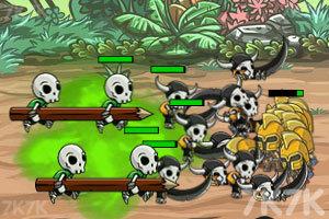 《怪物攻城掠地》游戏画面2
