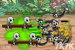 《怪物攻城掠地无敌版》游戏画面4