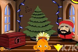 逗小猴开心之圣诞节
