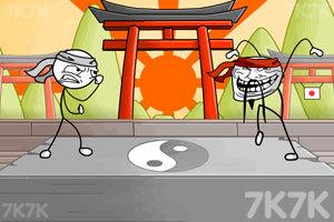 《火柴人VS贱鬼脸》游戏画面6