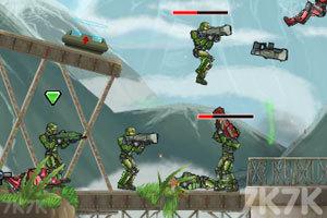 《装甲战士2中文版》游戏画面1