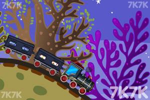 《装卸运煤火车6无敌版》游戏画面3