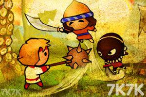 《文明战争5中文版》游戏画面1