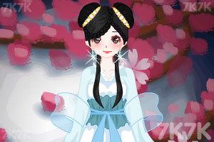 《美丽可爱小仙女》游戏画面3