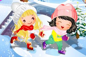 冬季的快乐