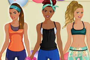 运动三姐妹