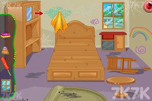 《婚房的布置》游戏画面2