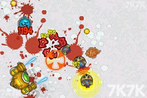 《英雄者部落中文版》游戏画面2