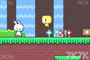 《萌兔爱吃胡萝卜》游戏画面3