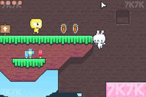 《萌兔爱吃胡萝卜》游戏画面4