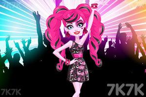 《跳舞的时尚女孩》截图3