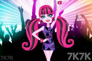 《跳舞的时尚女孩》截图2