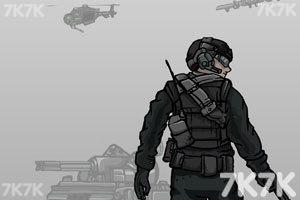 《三角洲特种部队无敌版》游戏画面1