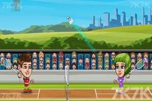 《热血羽毛球》游戏画面2