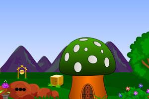 《逃离仙女的蘑菇房》游戏画面1