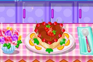 《心形小蛋糕》截图1
