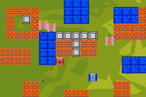 《双坦克守护城市》游戏画面1