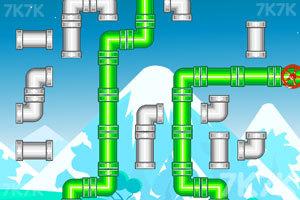 《小鸭管道工》游戏画面4
