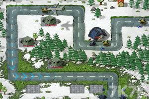 《国防之路》游戏画面2