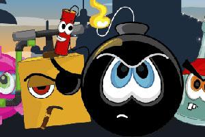 《小炸弹大冒险》游戏画面1