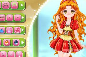 《小公主的卡哇伊浴室》游戏画面3