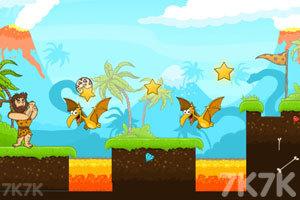 《野人高尔夫》游戏画面4