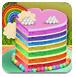 小马烹饪彩虹蛋糕