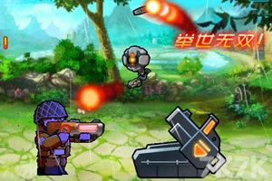 《特种兵与动物》游戏画面3