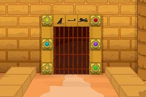 《逃出沙漠废墟》游戏画面1