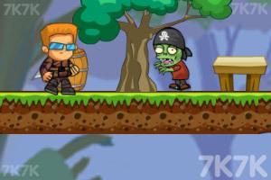 《海盗僵尸杀杀杀》游戏画面3