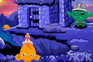《逗小猴开心系列16》游戏画面1