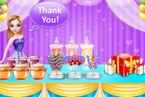《婚礼糖果宴会》游戏画面1
