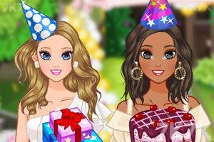 《米娜的生日派对》游戏画面1