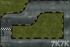 《豪车大赛无敌版》游戏画面3