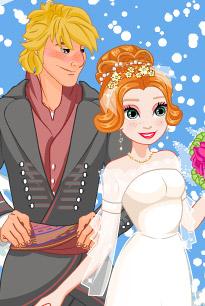 安娜的冬季婚礼