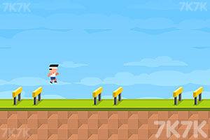 《跨栏挑战赛》游戏画面3