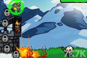 《城堡守护者》游戏画面2