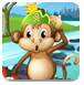 猴子的快樂時光