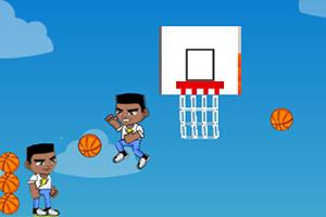 《投篮技巧》游戏画面1