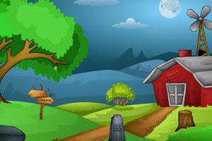 《逃离废弃的花园》游戏画面1