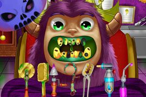 怪物看牙医
