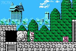 《忍者猫冒险记》游戏画面2
