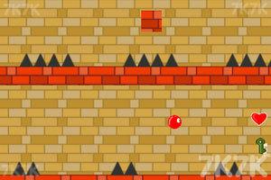 《红球与绿球王》游戏画面2